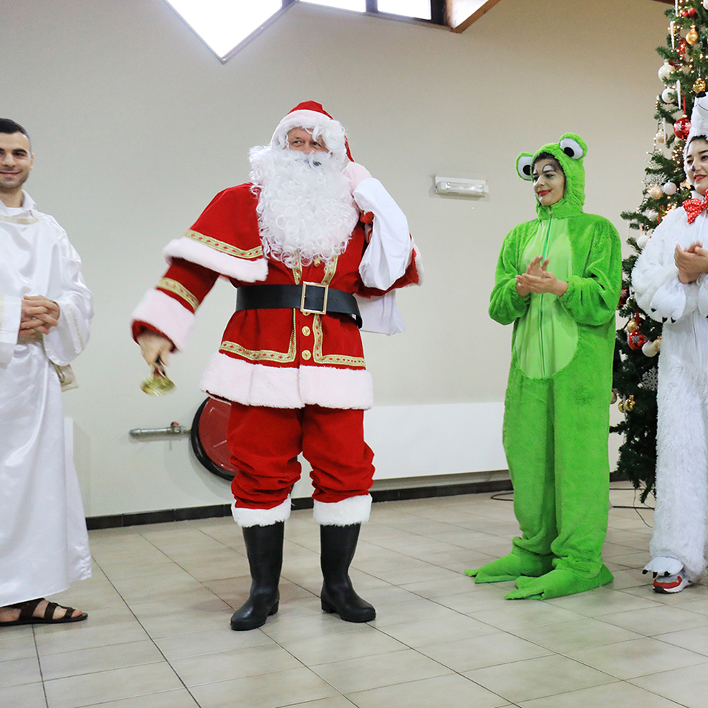 Рождественская ёлка для детей 06.01.2018