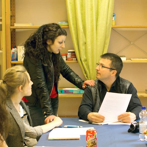 3-х дневный семинар христианской школы ZOOM (г. Аахен, Германия)