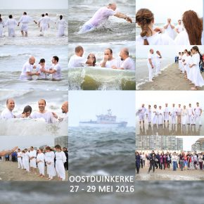 """""""Maak de plaats van uw tent wijder"""" 27-29 mei 2016 (de Nederlandstalige versie)"""