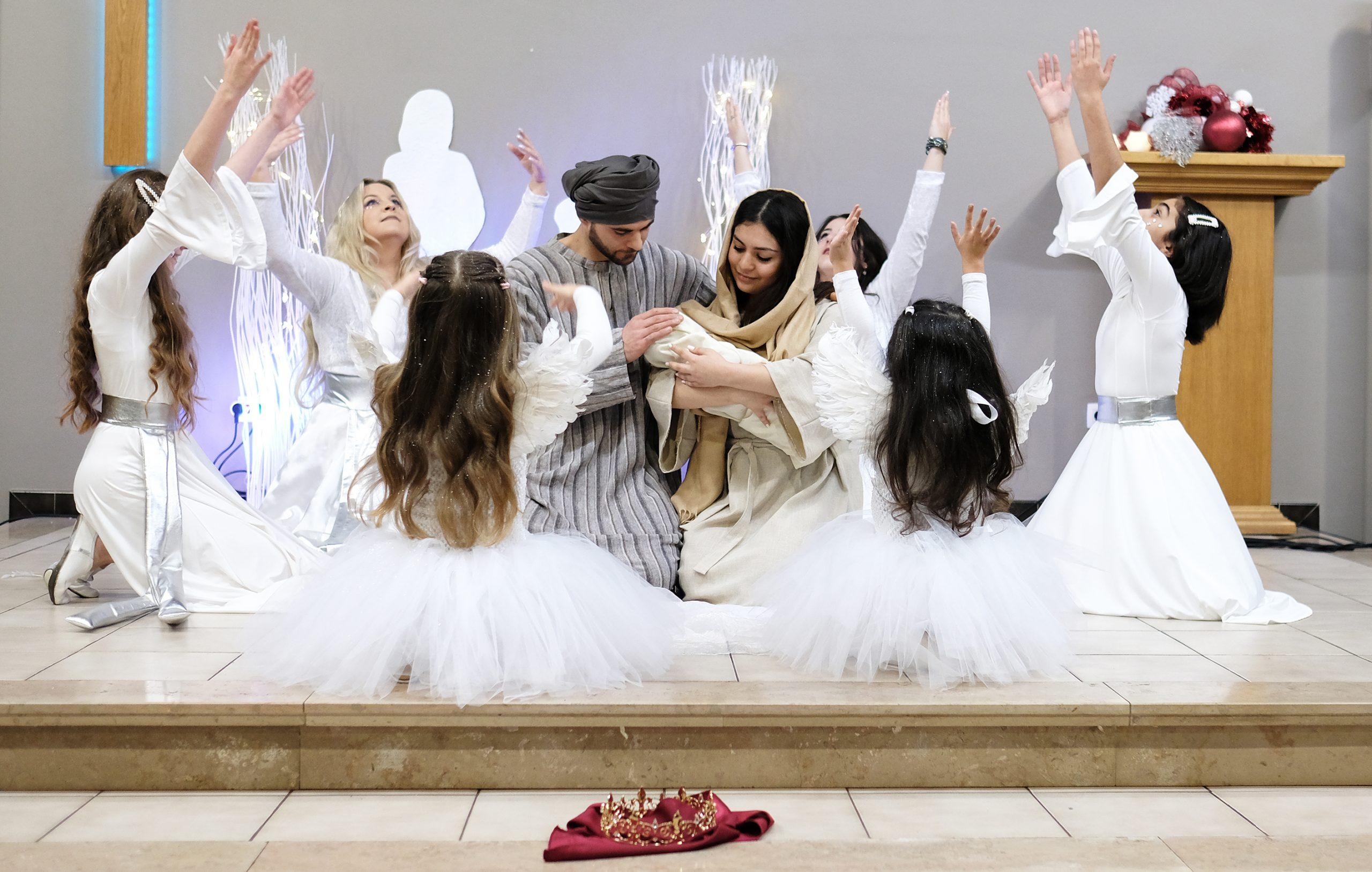 Рождество нашего Спасителя Иисуса Христа, Гент 22.12.2019