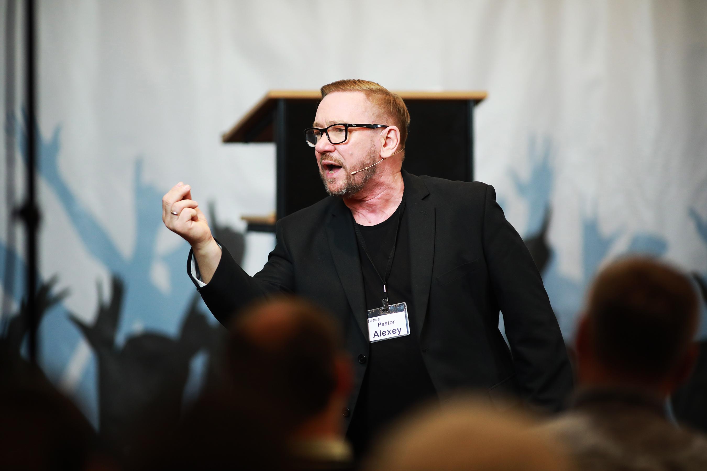 Конференция «Дух дышет, где хочет» — ассоциация «Европа Для Христа» — 3-5 мая 2019