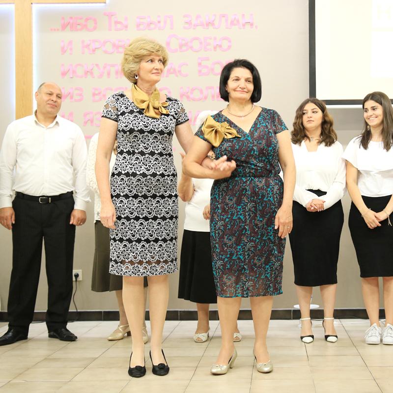 Diploma's Bijbelschool 2016
