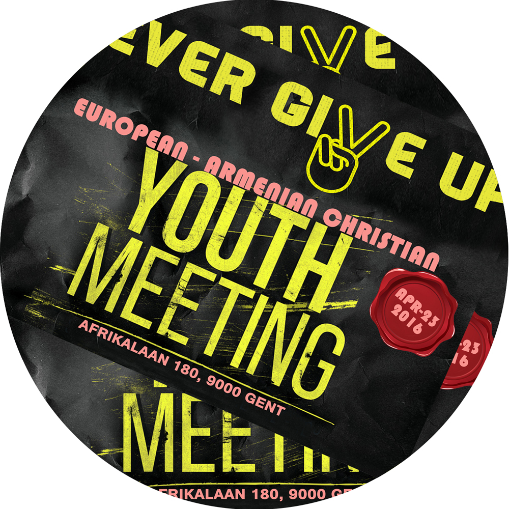 Երիտասարդական միջեկեղեցական կոնֆերանս 23.04.16