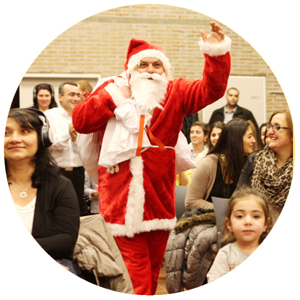 Փրկիչ Հիսուս Քրիստոսի Սուրբ Ծննդյան տոնը 2013