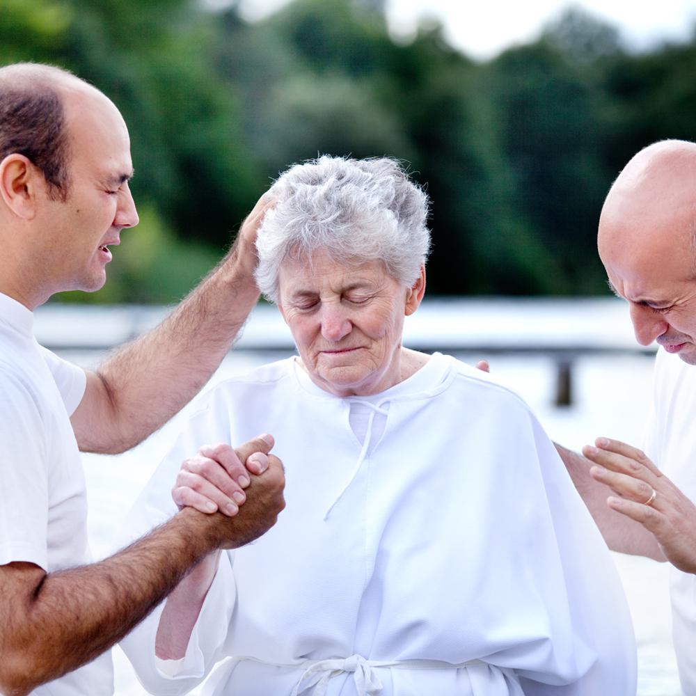 25 августа 2013 — водное крещение